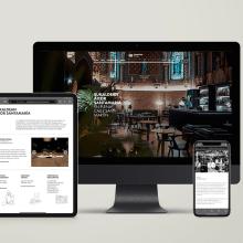 Sukaldean Aitor Santamaria. A Design, Grafikdesign und Webdesign project by TGA - 20.04.2021