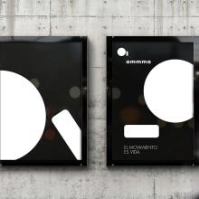 Ammma. A Br, ing und Identität, Grafikdesign, Verpackung und Logodesign project by TGA - 20.04.2021