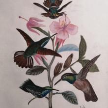 Acrílico botánico . Un projet de Beaux Arts de Arely Mejia - 06.03.2020