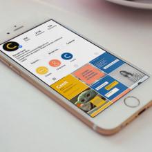 Escola Cenit - Branding y Redes Sociales. A Br, ing und Identität, Grafikdesign, Logodesign, Instagram und Marketing für Instagram project by Cecilia Díaz - 22.04.2021