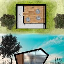 Architecture Plans and Facade. Un proyecto de Arquitectura de Larbi Salihi Alaoui - 24.04.2021