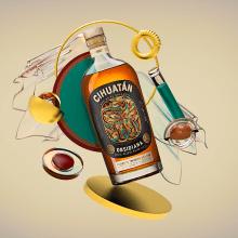 Intervention Bottle. Un proyecto de Diseño, 3D y Dirección de arte de Eduardo Fajardo - 25.04.2021