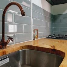 Remodelación cocina. Un proyecto de Arquitectura, Diseño de muebles y Diseño de interiores de Romina Pérez Salas - 03.02.2021