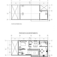 Departamento.. Un proyecto de Arquitectura de Arturo Vargas Dimas - 04.09.2020