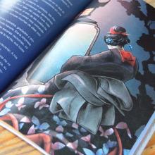 Artista ni musa, ni modelo. Un proyecto de Ilustración, Diseño editorial, Bellas Artes e Illustración editorial de Anabel Najar Colom - 03.05.2021