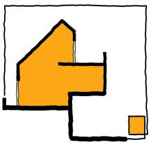 My project in Logo Design: Logo of my Architectural/Constractural practise. Un progetto di Architettura di KALLIOPI IOANNA MASTORAKI - 08.05.2021