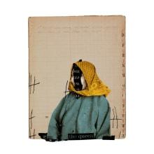 Girl Crush - collage and mixed media. Un proyecto de Collage e Ilustración de Petra Zehner - 11.05.2021