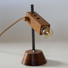 Luminária 1860. Un proyecto de Diseño, Diseño de muebles, Diseño industrial, Diseño de iluminación, Diseño de producto y Carpintería de Danillo Faria - 29.04.2016