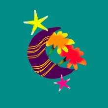 Jardim tropical. Un proyecto de Ilustración digital e Ilustración botánica de Clauds Carvalho - 18.05.2021