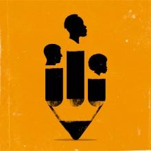 El_racismo,_una_herencia_que_se_recicla. Un proyecto de Ilustración, Diseño editorial, Bellas Artes, Diseño gráfico e Ilustración vectorial de Maikel Martínez Pupo - 05.10.2020