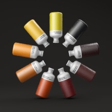 Beer colors. A Design und Verpackung project by Txaber Mentxaka - 19.05.2021