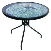 My project in Introduction to Mosaic Artwork course. Un projet de Artisanat, Fabrication de meubles, Décoration d'intérieur, Céramique , et DIY de Gary Drostle - 21.05.2021