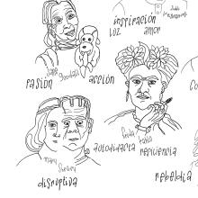 Mi Proyecto del curso: Sketchbook para coleccionar ideas ilustradas. A Fine Art, Creativit, Pencil drawing, Drawing, and Sketchbook project by Ana Karina Moreno - 05.22.2021