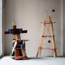 Shanghai Trash. Un progetto di Artigianato, Belle arti, Product Design, Arte urbana, Upc , e cling di Lucas Muñoz - 23.05.2021