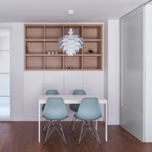 Casa N4. A Innenarchitektur, Innendesign und Innenarchitektur project by Himera Estudio - 17.05.2021