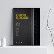 El Puente. Um projeto de Design gráfico e Design de cartaz de Artídoto Estudio - 26.05.2021