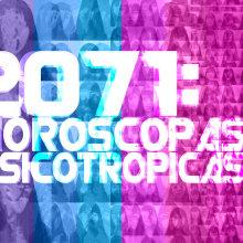 2071: Horóscopas e Psicotrópicas. Un proyecto de Cine, vídeo y televisión de Thaís Inácio e Coletivo Binário - 24.04.2021