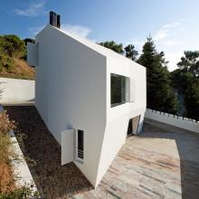 Vallvidrera House. A Architektur, Innenarchitektur, Dekoration von Innenräumen und Innenarchitektur project by YLAB Architects - 27.05.2021