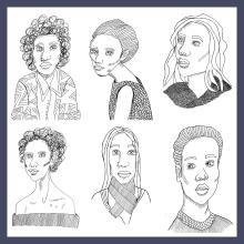 Mi Proyecto del curso: Gimnasio de ilustración: encuentra tu estilo. A Illustration, Creativit, and Sketchbook project by Ana Karina Moreno - 05.27.2021