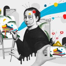 Illustrations for the May issue of Fast Company Magazine. Um projeto de Ilustração, Design editorial, Design gráfico e Colagem de ivan Rodriguez Garcia - 01.05.2021