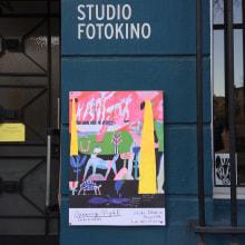 Exposición en Fotokino. Um projeto de Ilustração, Pintura, Serigrafia, Desenho, Desenho artístico e Sketchbook de Jesús Cisneros - 01.06.2021