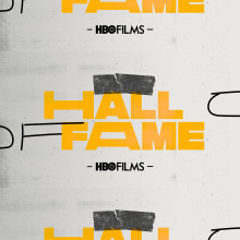 HBO: Hall of Fame - Documentary. A Animation, T, pograph, and 3D Animation project by Diego Troiano - 06.05.2021
