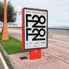 Follow Festival 2020. Um projeto de Design, Direção de arte, Br e ing e Identidade de Marco Oggian - 03.06.2021