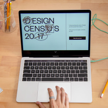 AIGA Design Census 2017. A Grafikdesign und Webdesign project by Olivia Johnson - 04.06.2021