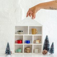 Colección Hogar. Un progetto di Ceramica di Coralí Lecca Céspedes - 05.06.2021