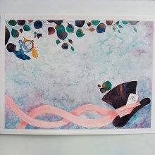 Meu projeto do curso: Ilustração infantil com aquarela. A Illustration, Fine Art, Painting, Drawing, Watercolor Painting, and Children's Illustration project by Rafaela Loureiro - 06.06.2021