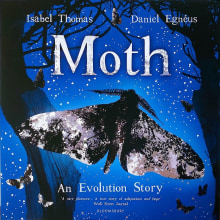 Moth: An Evolution Story. A Writing project by Isabel Thomas - 06.08.2021