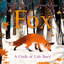 Fox: A Circle of Life Story. A Writing project by Isabel Thomas - 06.08.2021