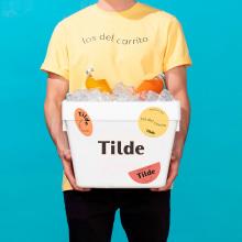 Tilde. Un proyecto de Diseño, Br, ing e Identidad, Diseño gráfico, Diseño industrial y Naming de VVORKROOM - 07.06.2021