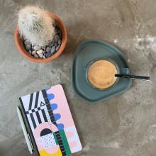 Meridiano cafe. Un progetto di Interior Design di EN·CONCRETO - 15.06.2021