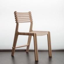 Valoví Chair. Um projeto de Design e Design de móveis de Denis Fujii - 17.09.2013