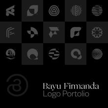 Bayu Firmanda Logo Portfolio. A Design, Br, ing und Identität, Grafikdesign und Logodesign project by Bayu Firmanda - 16.06.2021