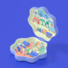 Mini. Um projeto de Ilustração e Modelagem 3D de Yasmin Islas Domínguez - 13.04.2021