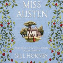 Miss Austen - Book Cover Design. A Design, Illustration und Stickerei project by Chloe Giordano - 18.06.2021
