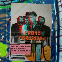Mi Proyecto del curso: Diseño de carteles para eventos musicales . A Design, Art Direction, Graphic Design, and Poster Design project by Carla - 06.14.2021