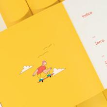 Mi Proyecto del curso: Diseño de marca: crea un concepto innovador STAPPY. A Kunstleitung, Br, ing und Identität, Grafikdesign und Logodesign project by Wikka - 18.06.2021