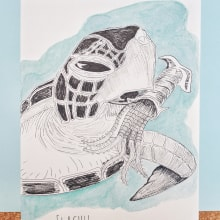 Mi Proyecto del curso: Sketching diario como inspiración creativa. Un proyecto de Ilustración, Bocetado, Creatividad, Dibujo y Sketchbook de Flavia Ronchi - 27.06.2021