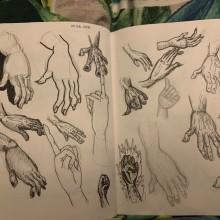 My project in Daily Sketching for Creative Inspiration course. A Illustration, Skizzenentwurf, Kreativität, Zeichnung und Sketchbook project by Liza Karsanidi - 01.07.2021