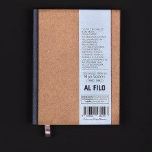 Al filo Book . Um projeto de Design, Ilustração, Estampagem e Encadernação de Faride Mereb - 01.07.2021