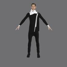 Mi Proyecto de curso . Un proyecto de 3D, Modelado 3D, Diseño de personajes 3D y Diseño 3D de Paulette Guerrero - 11.07.2021