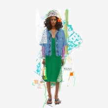 Resignificar #CollageDigital. Um projeto de Ilustração, Moda, Colagem, Design de moda, Ilustração digital e Desenho digital de Mila Moura - 15.04.2019