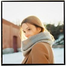 Mi Proyecto del curso: Retrato analógico una tarde de invierno en Madrid.. Um projeto de Fotografia e Fotografia analógica de CARMENCITA FILM LAB - 01.07.2021