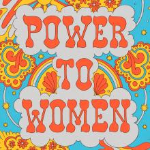 Female Power  - Poster Series . A Design, Illustration, Grafikdesign, Siebdruck, Lettering und Plakatdesign project by Marte - 15.07.2021