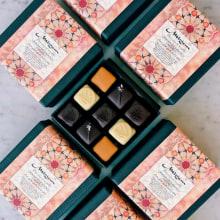 Exploring the Spice Route with Mirzam, Dubai based chocolate makers . A Illustration, Bildende Künste, Produktdesign und Audiovisuelle Postproduktion project by Maaida Noor - 18.07.2021