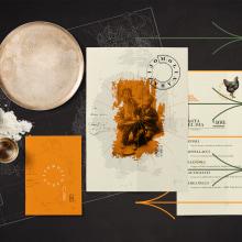 Molinara. A Design, Br, ing und Identität, Grafikdesign, T, pografie und Logodesign project by Esteban Ibarra - 03.08.2019