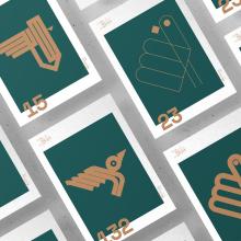 The Bird has Flown. A Design, Illustration, Kunstleitung, Br, ing und Identität, Grafikdesign, T, pografie und Logodesign project by Esteban Ibarra - 04.10.2017